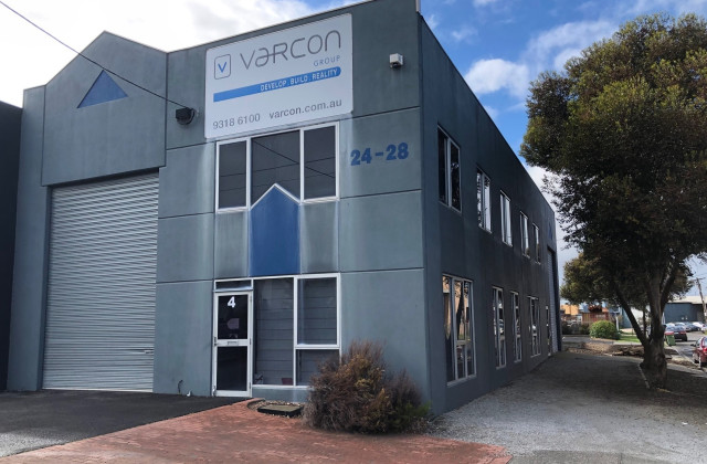 Unit 4, 28 Hampstead Road, MAIDSTONE VIC, 3012