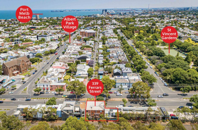 D/339 Ferrars Street, SOUTH MELBOURNE VIC, 3205