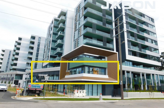 Level 1/1-5 Olive York Way, BRUNSWICK VIC, 3056