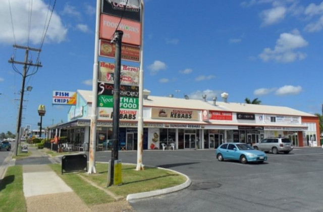 Office 1 122-128 George Street, ROCKHAMPTON CITY QLD, 4700