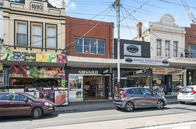 1st 401 Glenhuntly Road, ELSTERNWICK VIC, 3185