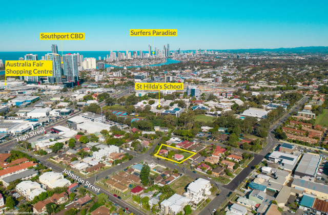 13 & 15 Water Street and 18-20 Shillito Street, SOUTHPORT QLD, 4215