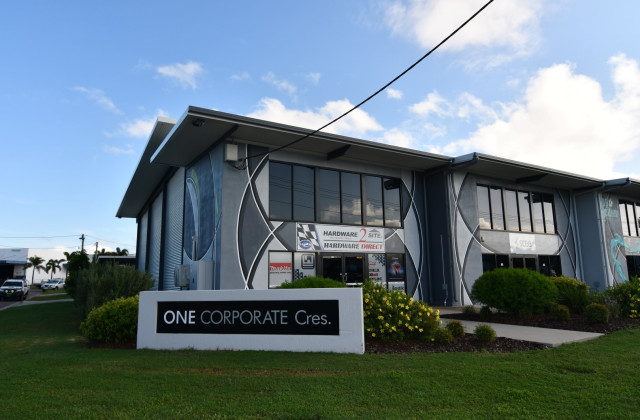 Unit 1, 1 Corporate Crescent, GARBUTT QLD, 4814