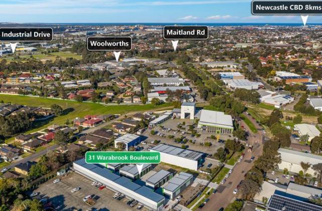 Unit 29/31 Warabrook Boulevard, WARABROOK NSW, 2304