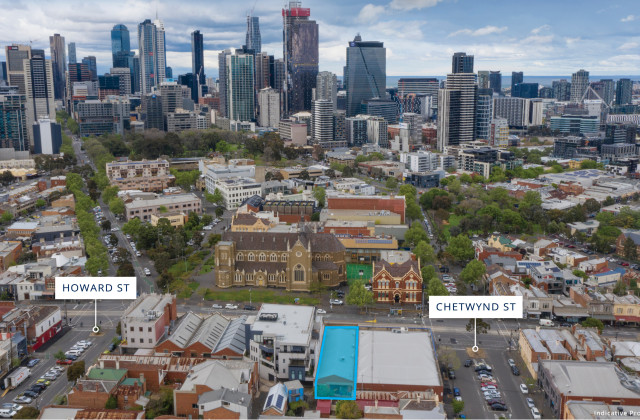 400-404 Victoria Street, NORTH MELBOURNE VIC, 3051
