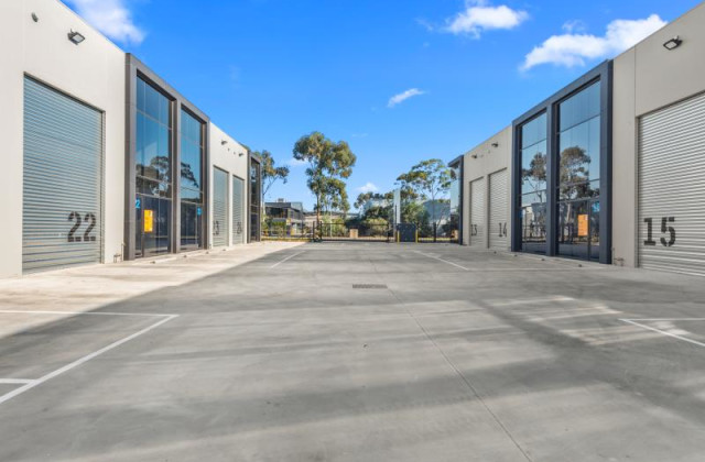 Unit  22/17-21 Export Drive, BROOKLYN VIC, 3012