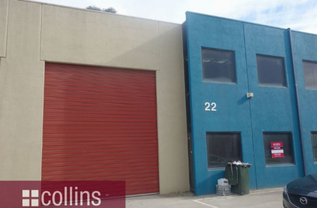 Factory 22, 266 Osborne Ave, CLAYTON SOUTH VIC, 3169