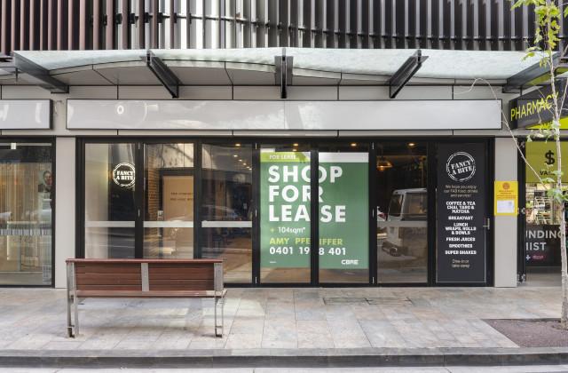 Shop 2/99 Mount Street, NORTH SYDNEY NSW, 2060