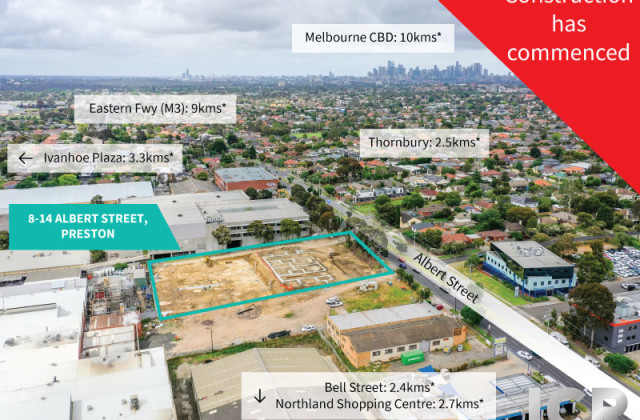 Unit 1-33/8-14 Albert Street, PRESTON VIC, 3072