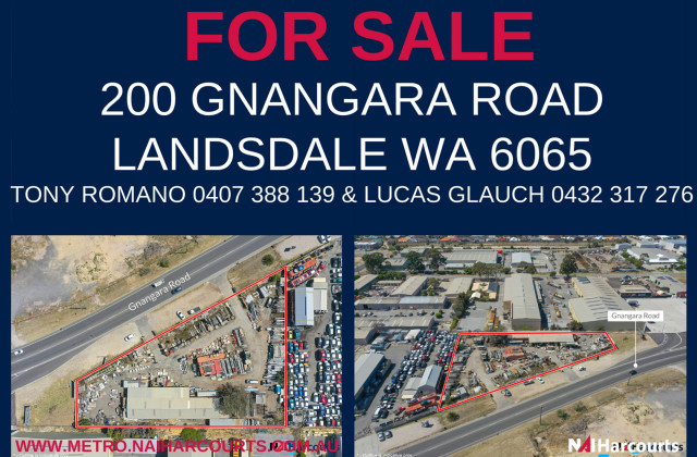 200 Gnangara Road, LANDSDALE WA, 6065