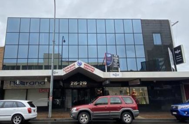 Level 1 Suite 1 & 2/215-219 George Street, LIVERPOOL NSW, 2170