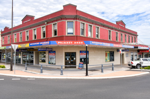 101 Corner of George & Howick Streets, BATHURST NSW, 2795