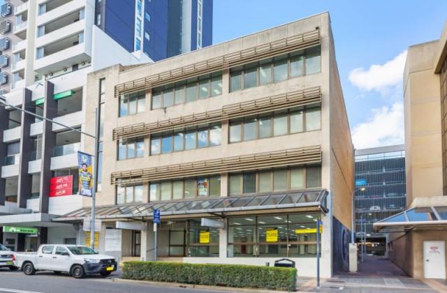 Combined Suite/110 Church Street, PARRAMATTA NSW, 2150