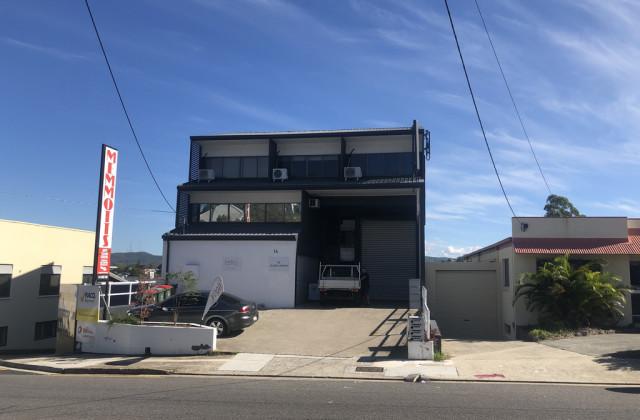 2/14 Cox Street, WINDSOR QLD, 4030
