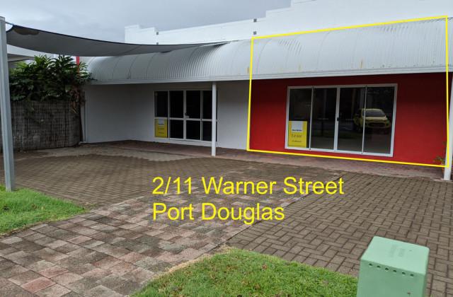 2/11 Warner Street, PORT DOUGLAS QLD, 4877
