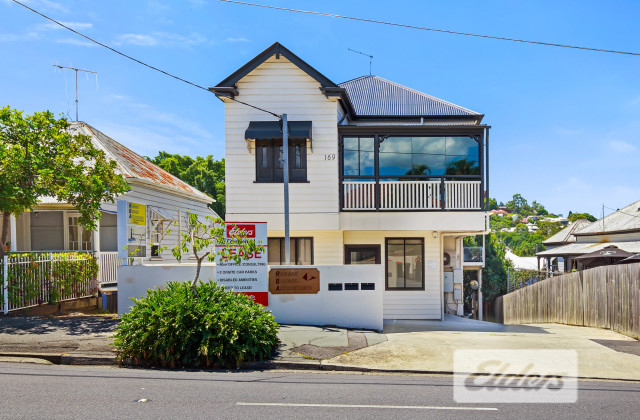 169 Given Terrace, PADDINGTON QLD, 4064