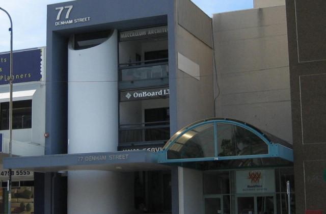 77 Denham Street, TOWNSVILLE CITY QLD, 4810