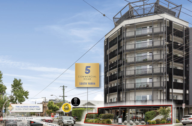 5 Commercial Road, SOUTH YARRA VIC, 3141