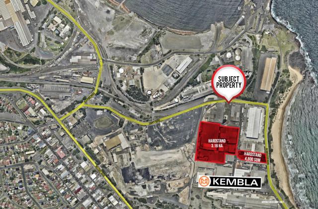 cnr Darcy Road & Gloucester Boulevard, PORT KEMBLA NSW, 2505