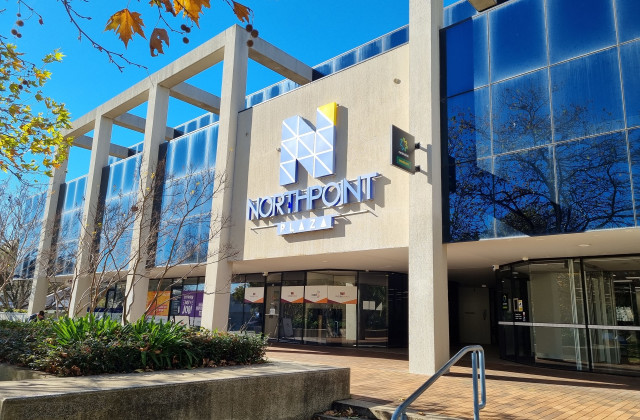 Northpoint Plaza, 8 Chandler Street, BELCONNEN ACT, 2617