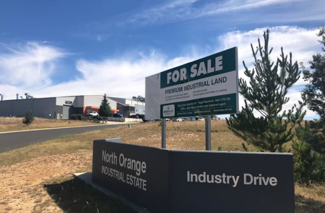 Proposed Lot 32 Industry Drive, ORANGE NSW, 2800