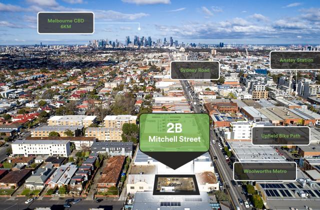 2B Mitchell Street, BRUNSWICK VIC, 3056