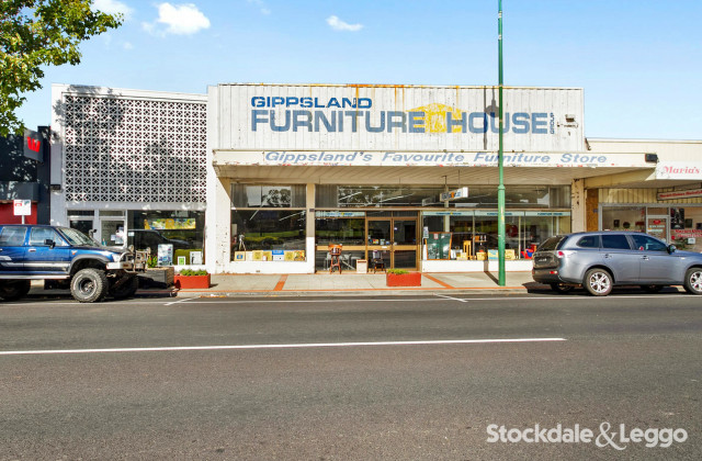 224 -226 Commercial Road & 93 George Street, MORWELL VIC, 3840