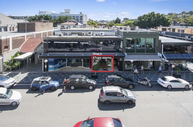 Shop 3/9-11 Knox Street, DOUBLE BAY NSW, 2028