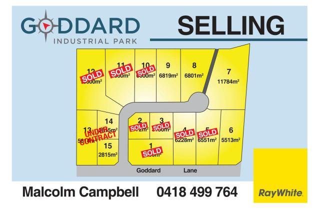 Goddard Industrial Estate, TAMWORTH NSW, 2340