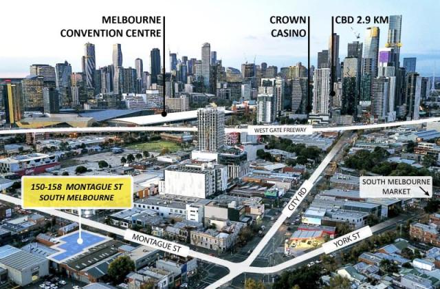 150-158 Montague Street, SOUTH MELBOURNE VIC, 3205