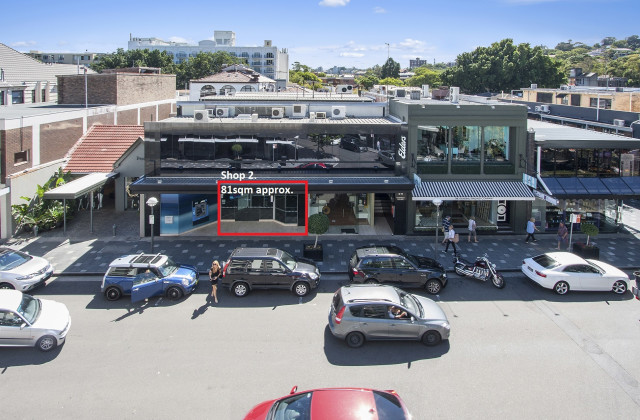 Shop 2/9-11 Knox Street, DOUBLE BAY NSW, 2028