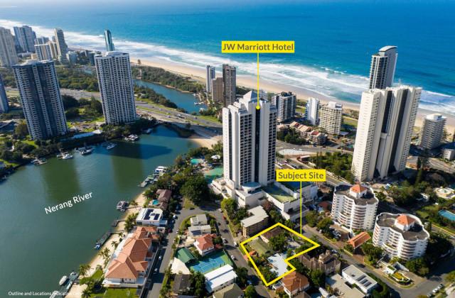 8-10 Acacia Avenue & 25-27 Oak Avenue, SURFERS PARADISE QLD, 4217