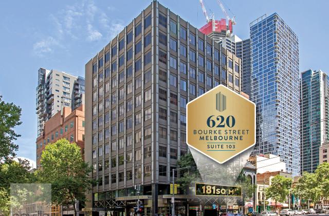Suite 103, 620 Bourke Street, MELBOURNE VIC, 3000