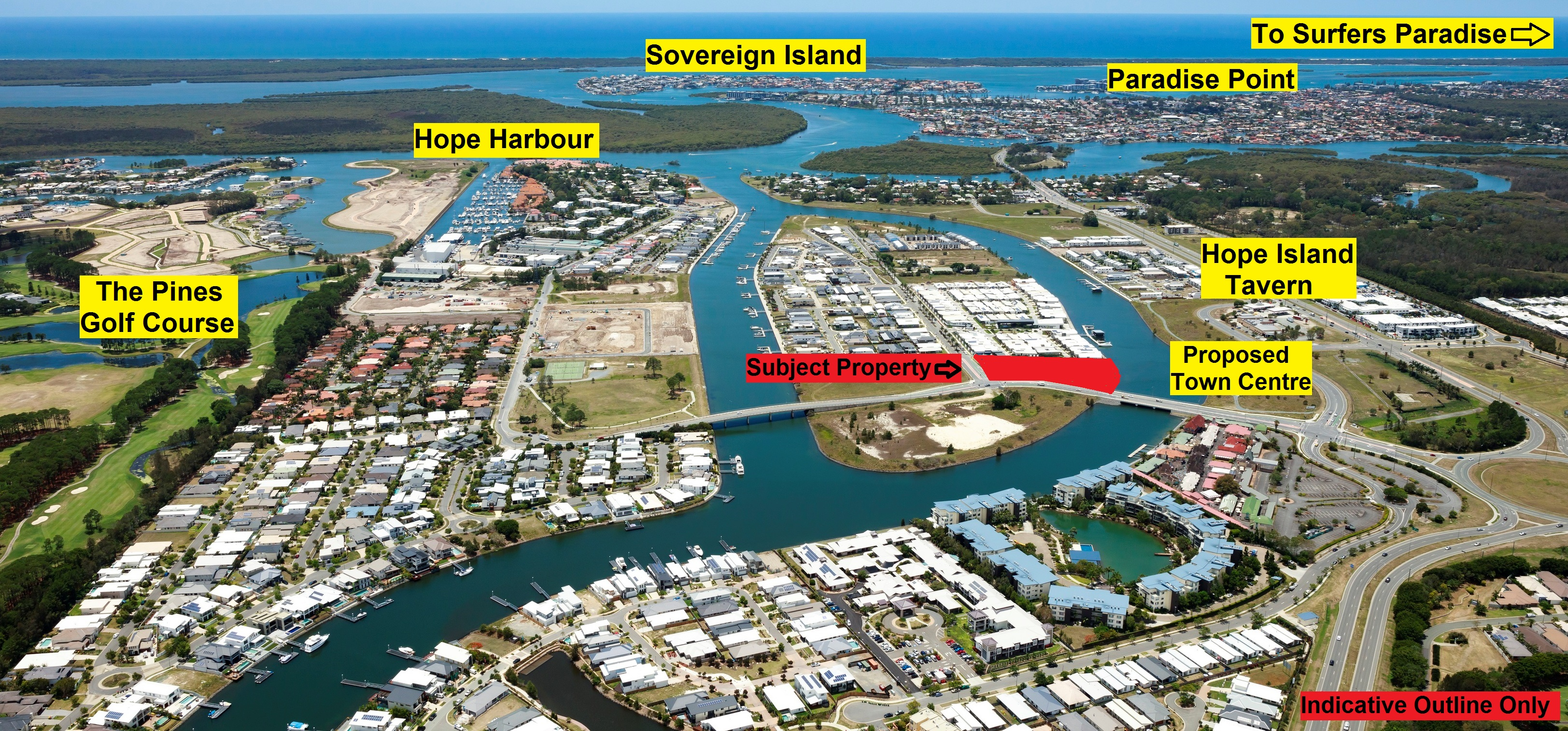 Waterfront Unit For Sale Hope Island